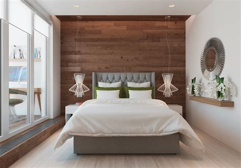 Warm Bedroom | warm modern interior design
