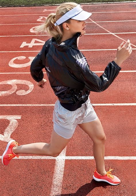 Adidas Stella Mc Cartney Running Shorts 1 adidas by stella mccartney fall 2016 lookbook at shopbop nawo