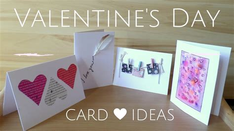 card ideas for boyfriend diy easy s day cards creative card