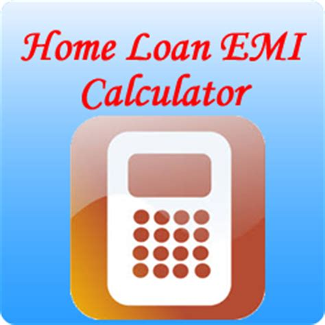 emi for housing loan home loan emi calculator financialcalculators in