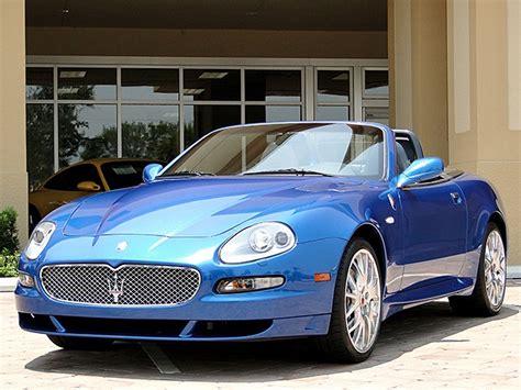 2005 Maserati Spyder Cambiocorsa by 2005 Maserati Spyder 90th Anniversary Cambiocorsa
