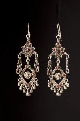 colored glasses origin antique silver earrings antique silver earrings with