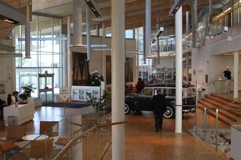 car vacation volvo factory  gothenburg sweden daves travel corner