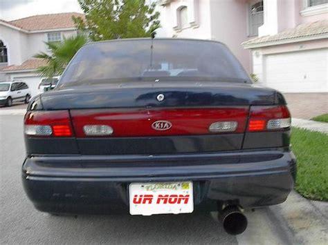 96 Kia Sephia by 1vaskia 1996 Kia Sephia Specs Photos Modification Info