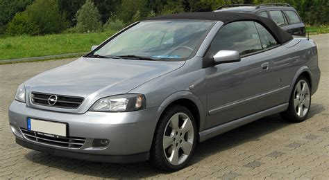 opel astra 1 6 2004 auto images and specification