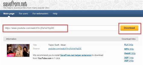 youtube video format quicktime how to free download and convert youtube videos to