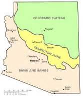category arizona transition zone mountain ranges