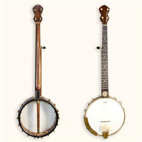 Handcrafted Banjo - cloverlick banjo shop handmade american banjos