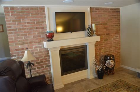 transitional fireplace renovation in cherry hill nj next