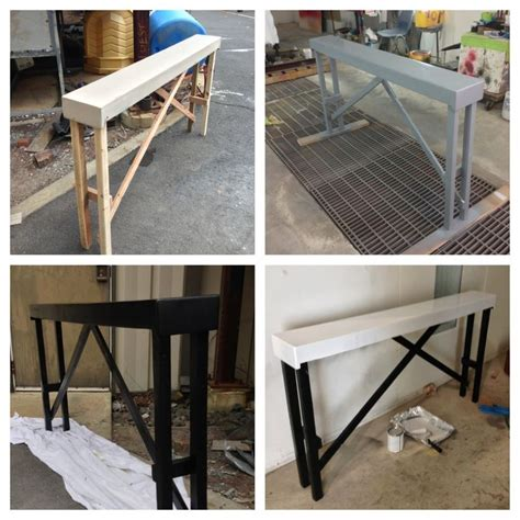 Ashley Furniture Console Table Diy Sofa Table Home Pinterest