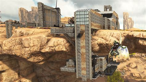 house designs construction plans the ark 8 of ark survival evolved s coolest bases blogs gamepedia