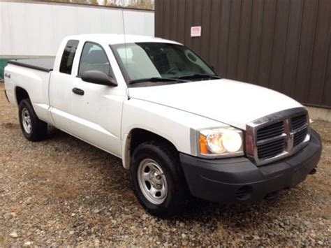 books about how cars work 2006 dodge dakota on board diagnostic system buy used 2006 dodge dakota st extended cab pickup read before bid excellent condition in