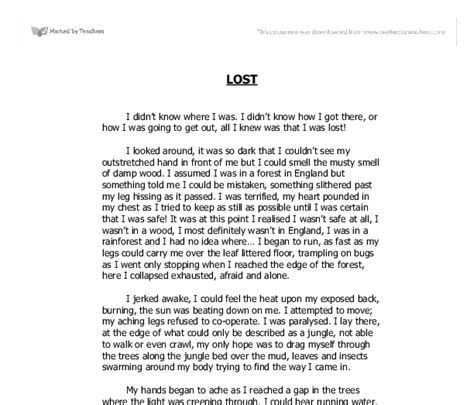 Exle Of Descriptive Essay Story by Descriptive Essay Exles About Food