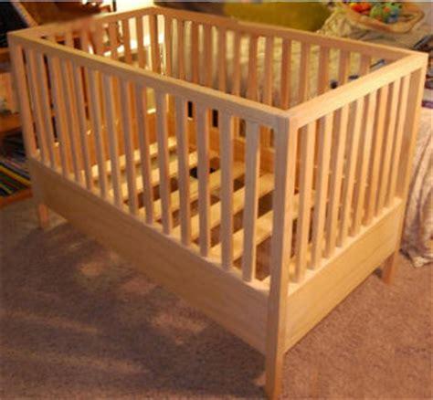 crib plans   crazy easy   diy er