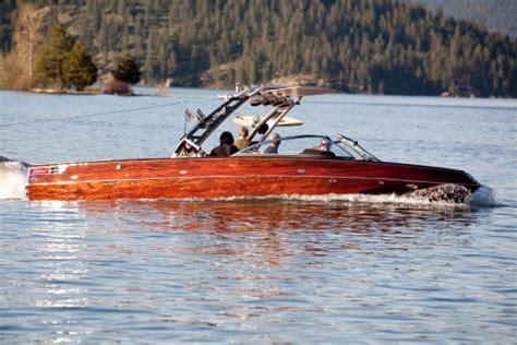 wooden boat plans glen l wooden wakeboard boat time for a new glen l design
