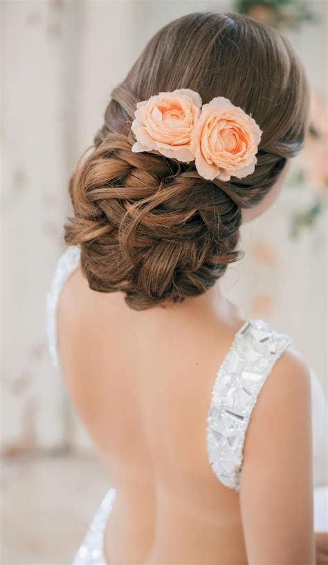 Wedding Hairstyles 2014 by Best Wedding Hairstyles Of 2014 The Magazine