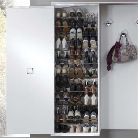 scarpiere ad armadio scarpiera con ante a specchio evolution