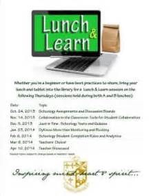 lunch and learn on pinterest professional development
