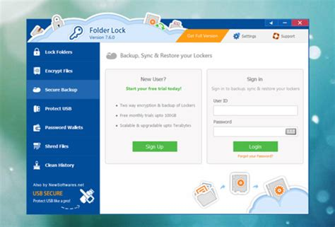 folder lock full version 64bit folder lock download