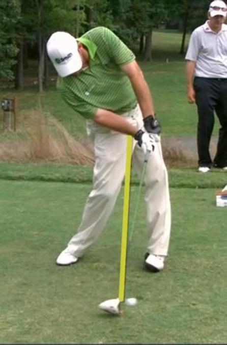 tommy gainey swing july 2012 the power fade golf blog