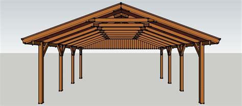 carport holz bauanleitung carport 6 x 7 meter mit satteldach aus holz zum selber