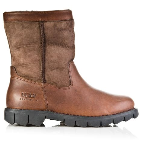 ugg ugg 174 brown beacon men s boot ugg from daniel footwear uk