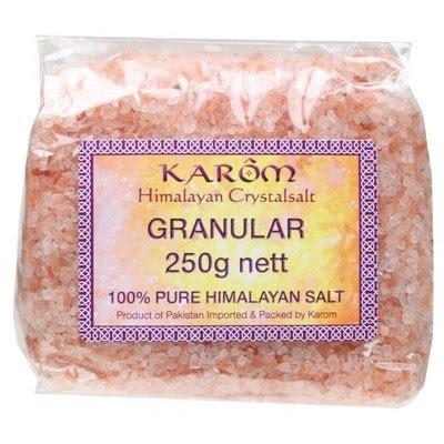 Sea Salt Coarse 250g himalayan salt coarse 250g farm fresh organics