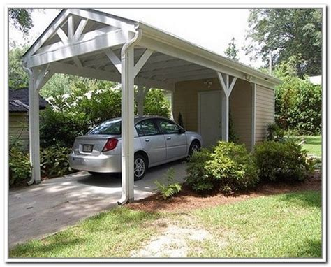open carport open carport with storage carports pinterest storage