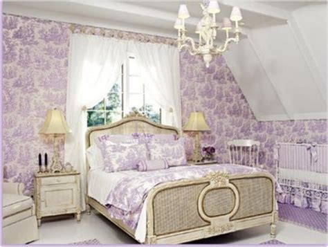 jugendzimmer für mädchen schlafzimmer einrichten lila