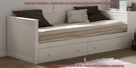 cama nido cama nido sof 225 cartagena canapi