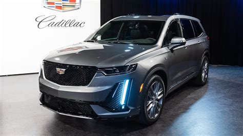 Cadillac Escalade 2020 Auto Show 2020 cadillac xt6 revealed ahead of the detroit auto show