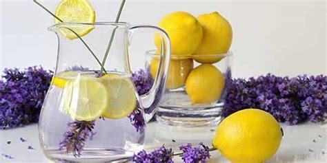 ansia mal di testa limonata alla lavanda contro ansia e mal di testa greenme