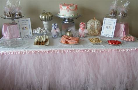 Disney Princess Baby Shower by 31 Baby Shower Table Decoration Ideas Table