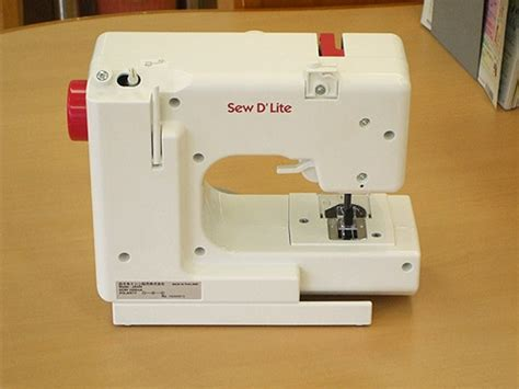 compact sewing machine janome japan compact electric sew sewing machine d lite