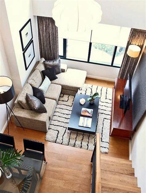 kleine wohnzimmer layouts kleines wohnzimmer einrichten eine gro 223 e herausforderung