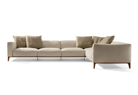 modular couch aton modular sofa by giorgetti stylepark