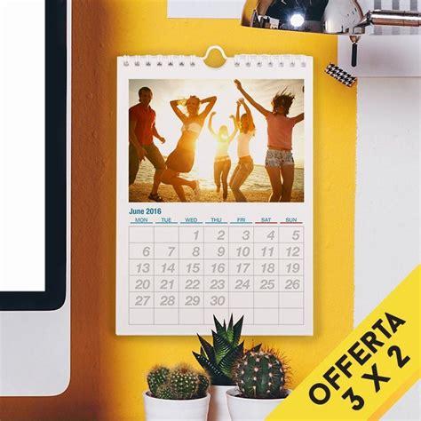 calendario da tavolo personalizzato gratis calendario personalizzato con foto calendari da muro