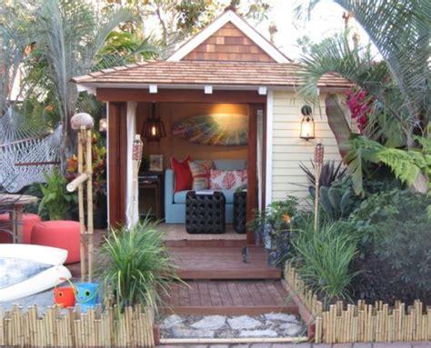 backyard teenage retreats create your own tropical garden