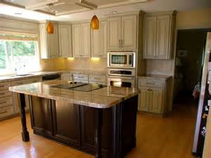 Kitchen Island Color Ideas Spectacular Kitchen Island Design With Cooktop On2go