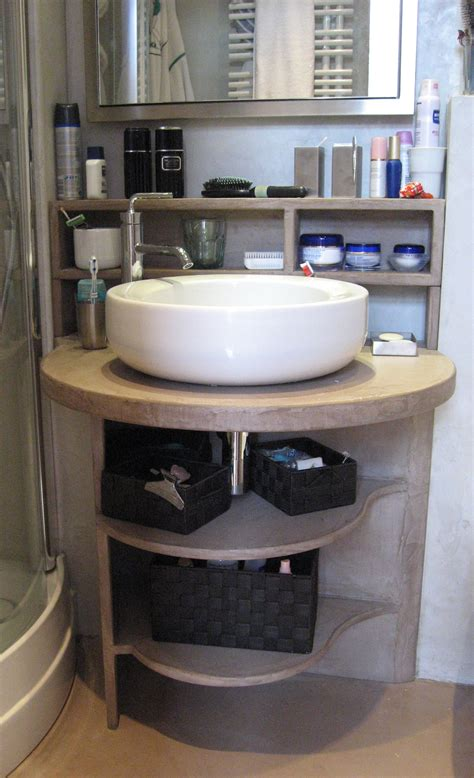 fabrication meuble salle de bain bois 224 toulouse
