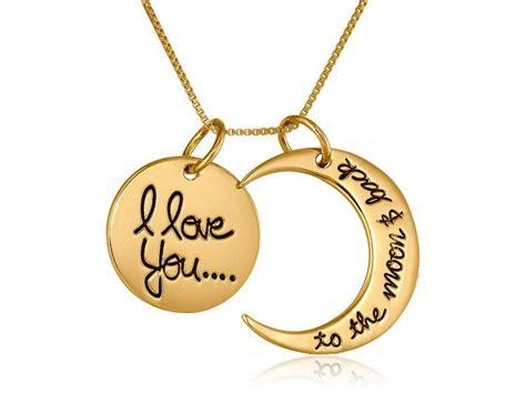 cadenas de oro para novios collares de corazon para parejas de oro