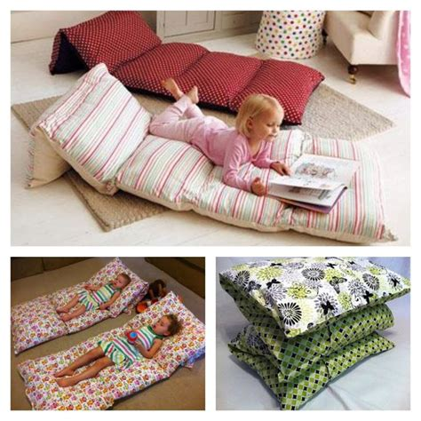 bed made of pillows best 25 portable bed ideas on pinterest folding guest