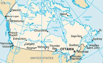 map of border between usa and canada america s secret plan to invade canada damn interesting