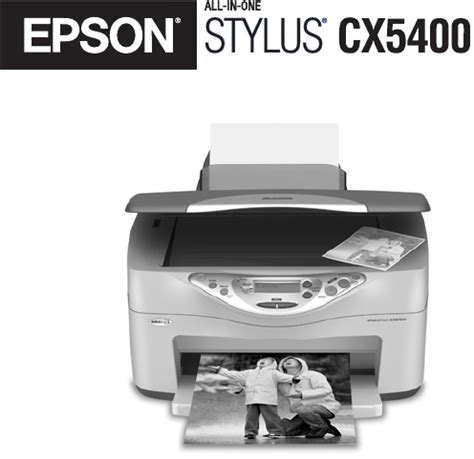 Printer Epson Stylus Nx130 All In One epson all in one printer cx5400 user guide manualsonline