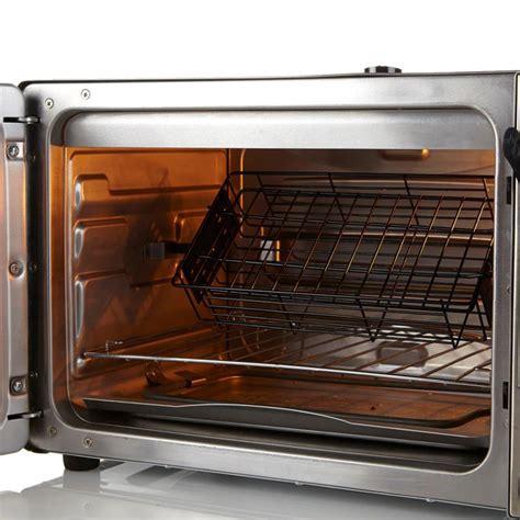wolfgang puck countertop pressure oven appliances wolfgang puck pressure oven rotisserie 29 liter countertop