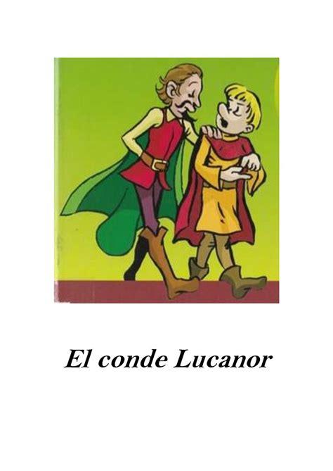 el conde lucanor eso calam 233 o el conde lucanor