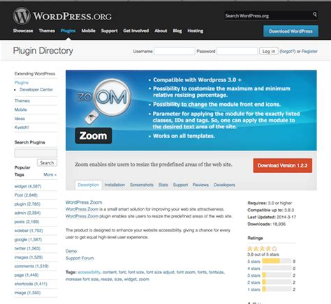 theme zoom blog how to make your wordpress website more accessible