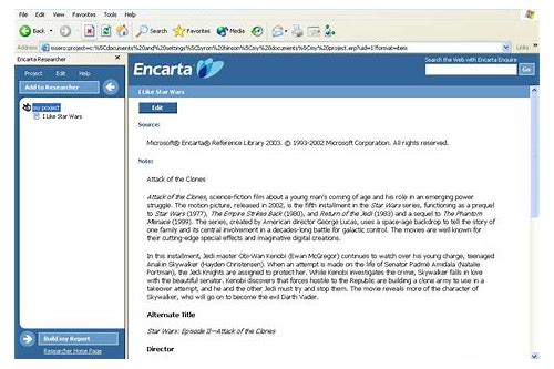 encarta encyclopedia dictionary download free