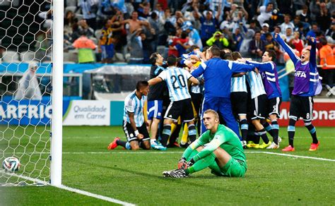 Argentina Fc Photo Gallery Semifinals Day 2 Netherlands Vs