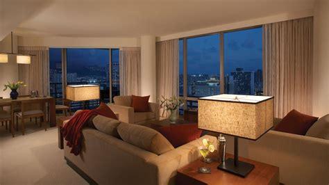 2 bedroom suite waikiki ハワイ スイートルーム トランプ インターナショナル ホテル ワイキキ ビーチ ウォーク 客室 スイート ハワイ ホテル スイート